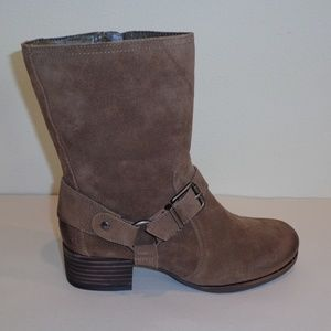 Jessica Simpson ANNINE Brown New Mid Calf Boots